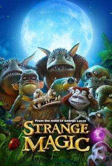 تحميل فلم Strange Magic سحر غريب اونلاين