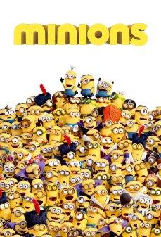 مشاهدة وتحميل فلم Minions  المينيونز  اونلاين