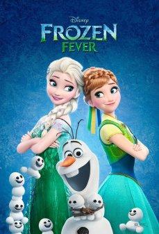 تحميل فلم Frozen Fever فروزن للأبد  اونلاين