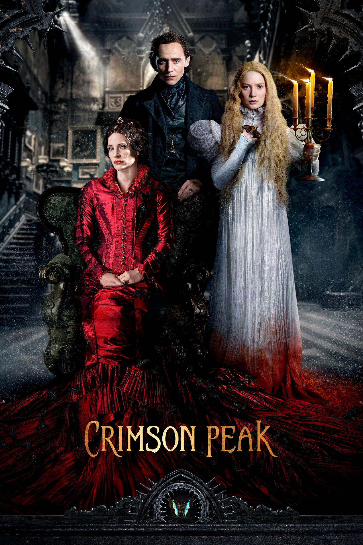 crimson peak vostfr