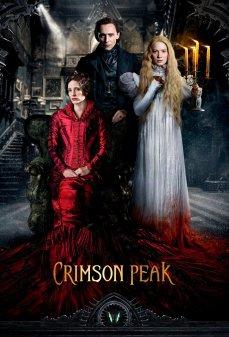 تحميل فلم Crimson Peak القمة الحمراء  اونلاين