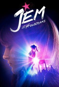 مشاهدة وتحميل فلم Jem and the Holograms جيم والهولوجرام  اونلاين