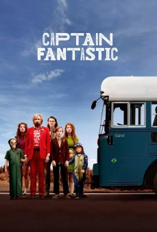 تحميل فلم Captain Fantastic كابتن فانتاستيك اونلاين