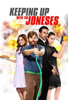 تحميل فلم Keeping Up with the Joneses مواكبة آل جونز اونلاين