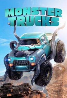 تحميل فلم Monster Trucks المحركات العملاقة اونلاين