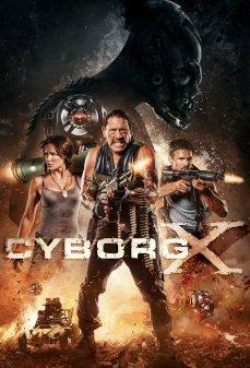 تحميل فلم Cyborg X  اونلاين