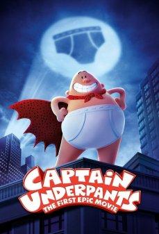 مشاهدة وتحميل فلم Captain Underpants: The First Epic Movie  اونلاين