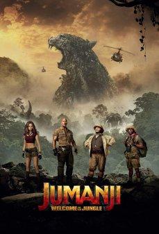تحميل فلم Jumanji: Welcome to the Jungle جومانجي: مرحبًا بكم في الأدغال اونلاين