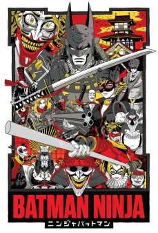مشاهدة وتحميل فلم Batman Ninja باتمان نينجا اونلاين