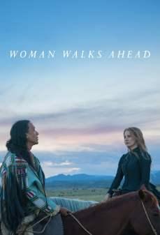 مشاهدة وتحميل فلم Woman Walks Ahead إمرأة تمضي قُدُمًا اونلاين