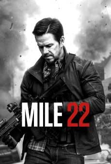 مشاهدة وتحميل فلم Mile 22  اونلاين