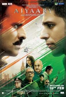مشاهدة وتحميل فلم Aiyaary آياري اونلاين