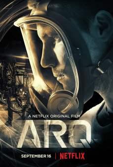 مشاهدة وتحميل فلم ARQ انحناء اونلاين