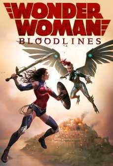 مشاهدة وتحميل فلم Wonder Woman Bloodlines نسل المرأة الخارقة اونلاين