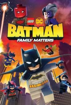 مشاهدة وتحميل فلم LEGO DC Batman Family Matters ليجو دي سي شؤون باتمان العائلية اونلاين