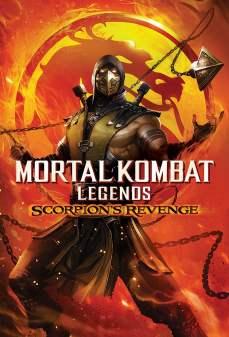مشاهدة وتحميل فلم Mortal Kombat Legends: Scorpion's Revenge الصراع المميت: انتقام العقرب اونلاين