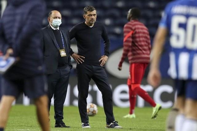 Sérgio Conceição: «Os cinco golos são golos de treino de descontração»