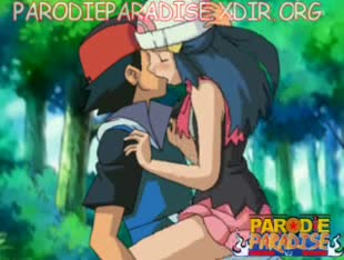 pokemon girls misty may dawn naked