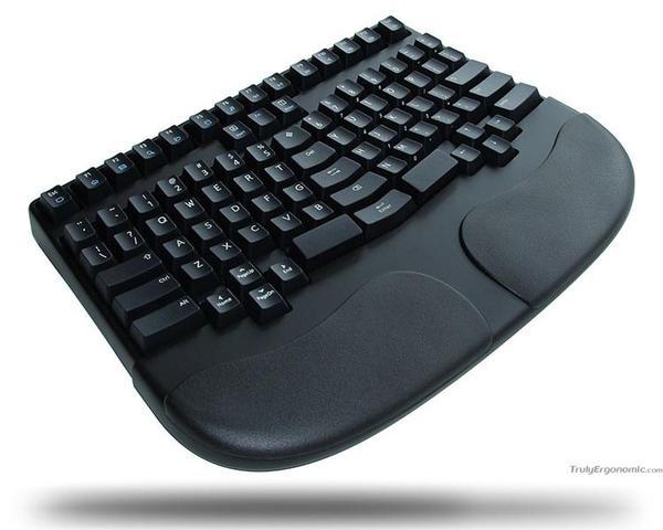 Truly Ergonomic 207 Mechanical Keyboard Gadgetsin