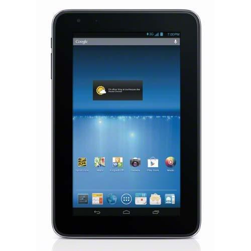 Sprint Launched ZTE Optik 2 Android Tablet Gadgetsin