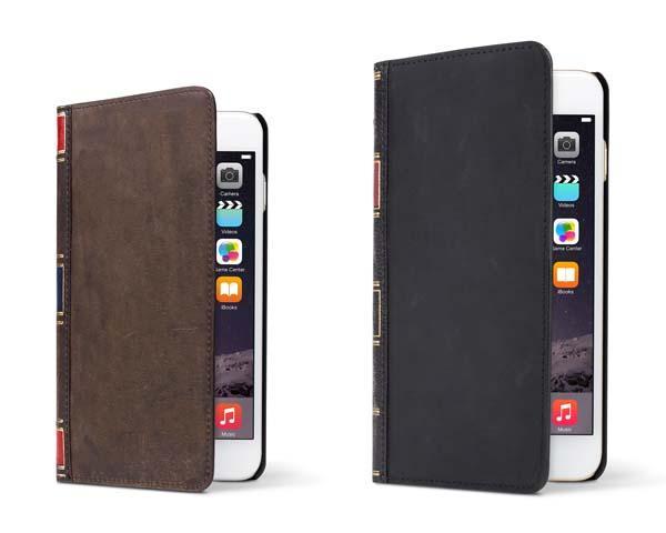 Twelve South BookBook IPhone 6 Plus And IPhone 6 Cases Gadgetsin