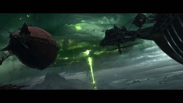 World Of Warcraft Legion Cinematic Trailer Revealed