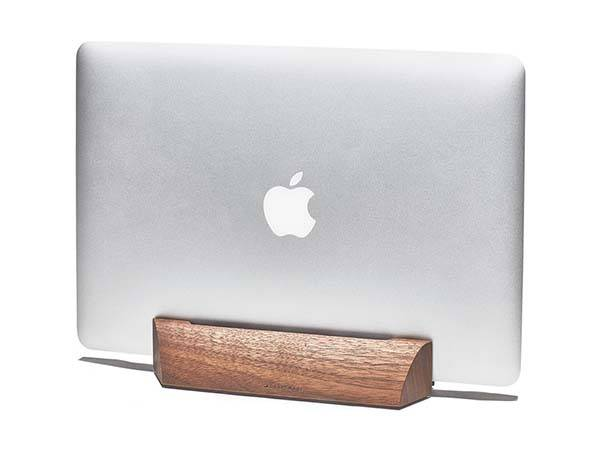 Grovemade Walnut MacBook Docking Station