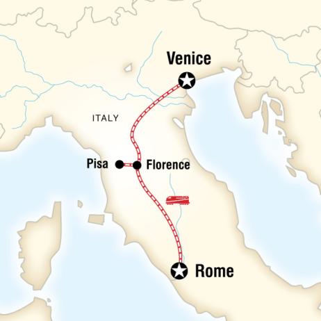 İtalya Venedik Karnavalı Turu