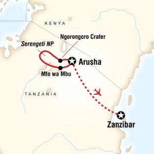 Tanzanya Zanzibar Turu