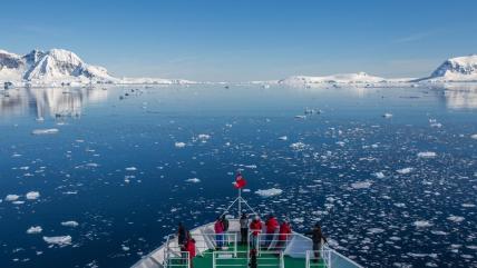 Antarktika ve Güney Kutbu Turu