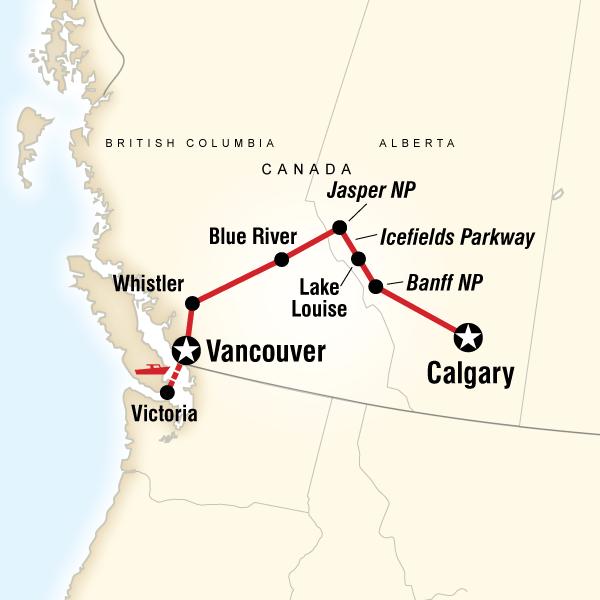 Kanada Doğa Turu
