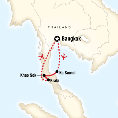 Tayland Turu