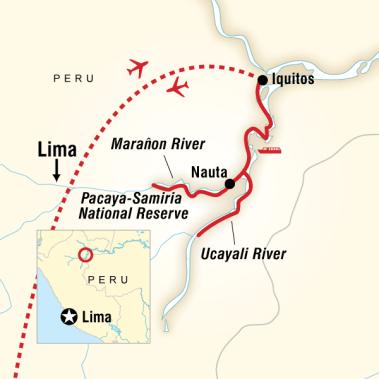 Amazon Nehri Turu