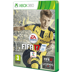 FIFA 17 XBox 360 GAMEes