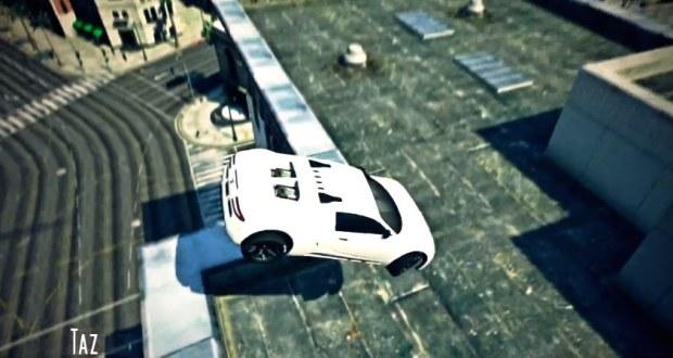 Le acrobazie più incredibili in GTA V