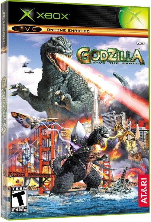 Godzilla Save The Earth IGN