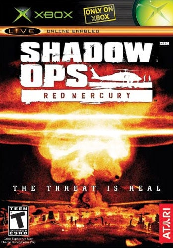 Shadow Ops Red Mercury IGN