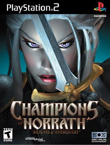 Champions Of Norrath Realms Of EverQuest PlayStation 2 IGN