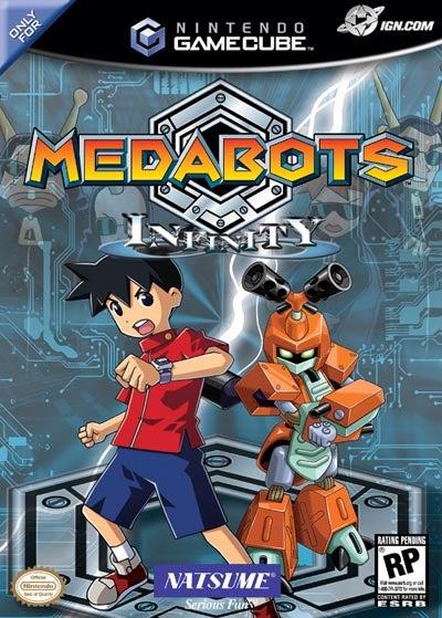 Medabots Infinity GameCube IGN