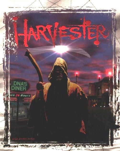Resultado de imagem para harvester pc cover