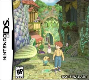 Ni No Kuni Nintendo DS IGN