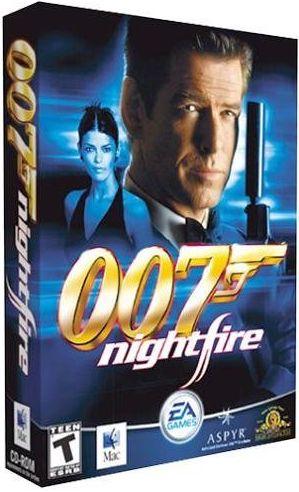James Bond 007 NightFire Macintosh IGN