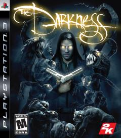 The Darkness PS3 game cover art
