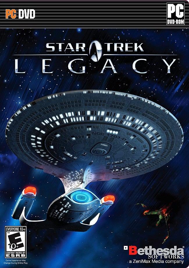 Star Trek Legacy Review IGN