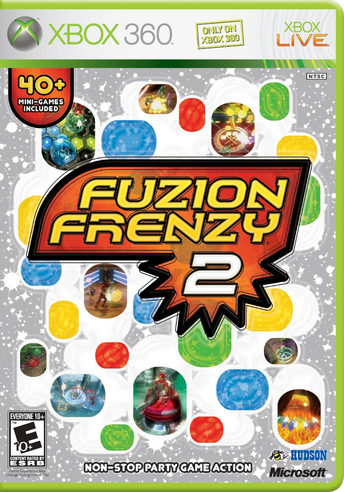 Fuzion Frenzy 2 Review IGN