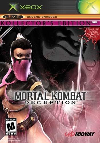 Mortal Kombat Deception Kollectors Edition Mileena Version Xbox IGN