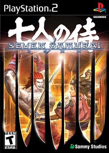 Seven Samurai 20XX PlayStation 2 IGN