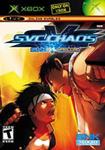 SVC Chaos SNK Vs Capcom IGN