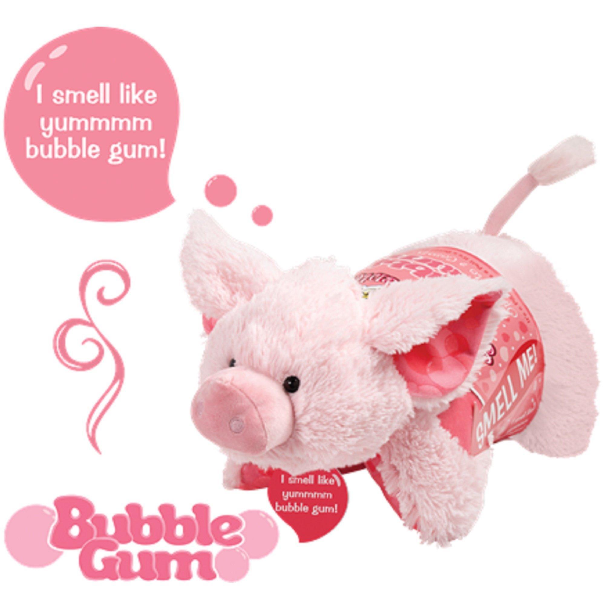 sweet scented bubble gum pig pillow pet gamestop