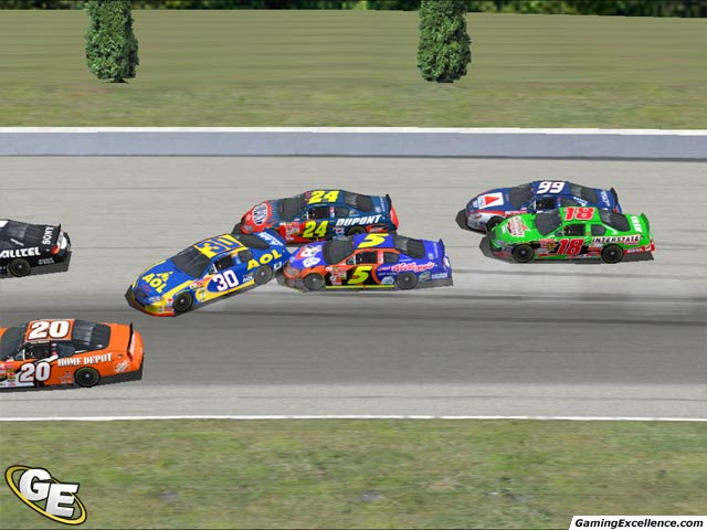 NASCAR Racing 2003 Season Screenshots and Images - GamingExcellence